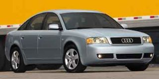 2003 Audi A6 Photo