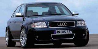 2003 Audi RS6 Photo