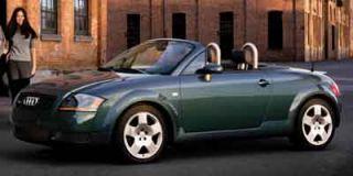 2003 Audi TT Photo
