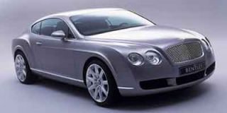 2003 Bentley Continental GT Photo