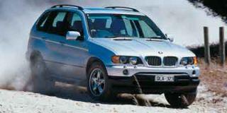 2003 BMW X5 Photo