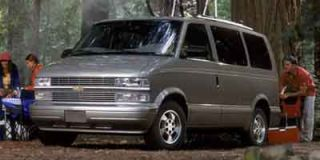 2003 Chevrolet Astro Passenger Photo