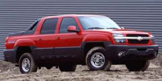 2003 Chevrolet Avalanche Photo