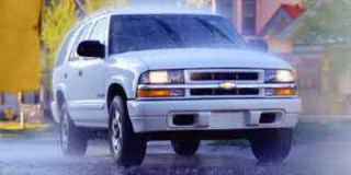 2003 Chevrolet Blazer Photo