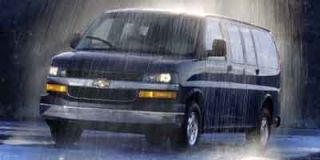 2003 Chevrolet Express Passenger Photo