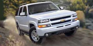 2003 Chevrolet Tahoe Photo