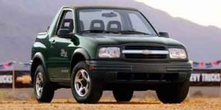 2003 Chevrolet Tracker Photo