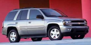 2003 Chevrolet TrailBlazer Photo