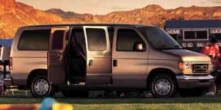 2003 Ford Econoline Wagon Photo