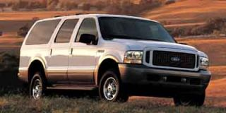 2003 Ford Excursion Photo