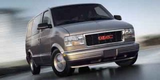 2003 GMC Safari Passenger Photo
