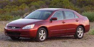 2003 Honda Accord Sedan Photo