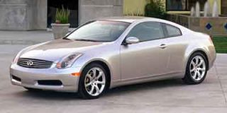 2003 Infiniti G35 Coupe Photo