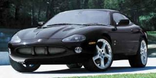 2003 Jaguar XK8 Photo