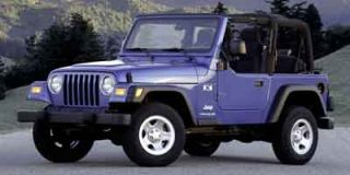 2003 Jeep Wrangler Photo