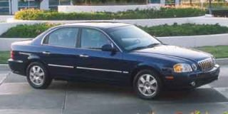 2003 Kia Optima Photo
