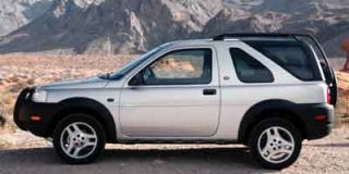 2003 Land Rover Freelander Photo