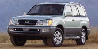 2003 Lexus LX 470 Photo