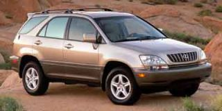 2003 Lexus RX 300 Photo