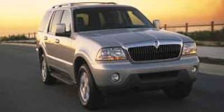 2003 Lincoln Aviator Photo