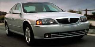 2003 Lincoln LS Photo