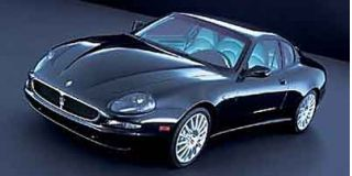 2003 Maserati Coupe Photo