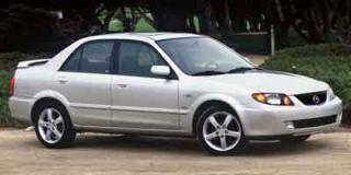2003 Mazda Protege Photo