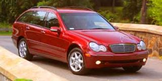 2003 Mercedes-Benz C Class Photo
