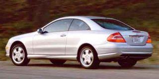 2003 Mercedes-Benz CLK Class Photo