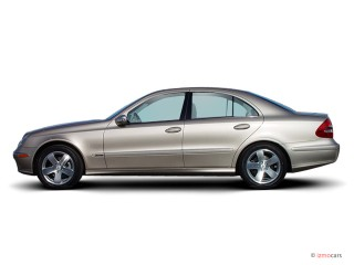 2003 Mercedes-Benz E Class Photo