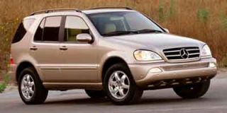 2003 Mercedes-Benz M Class Photo