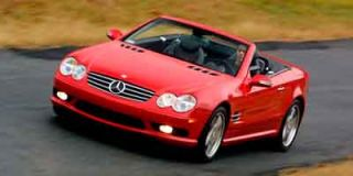2003 Mercedes-Benz SL Class Photo