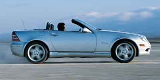 2003 Mercedes-Benz SLK Class Photo