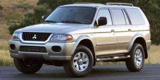 2003 Mitsubishi Montero Sport ES
