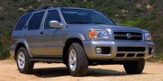 2003 Nissan Pathfinder Photo
