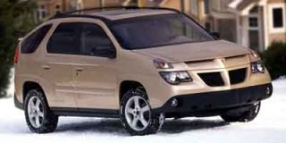 2003 Pontiac Aztek Photo