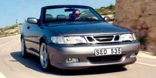 2003 Saab 9-3 SE