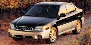 2003 Subaru Legacy Sedan Photo