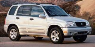 2003 Suzuki Grand Vitara Photo