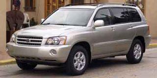 2003 Toyota Highlander Photo
