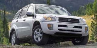 2003 Toyota RAV4 Photo
