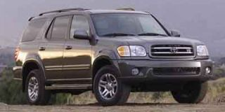 2003 Toyota Sequoia Photo