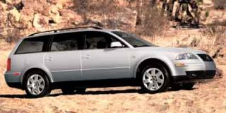 2003 Volkswagen Passat Photo