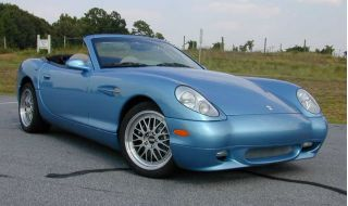 2003 Panoz Esperante Photo