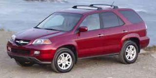 2004 Acura MDX Photo