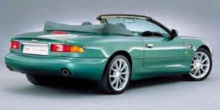 2004 Aston Martin DB7 Photo