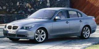 2004 BMW 5-Series Photo