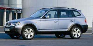 2004 BMW X3 Photo