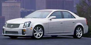 2004 Cadillac CTS-V Photo