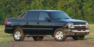 2004 Chevrolet Avalanche Z71